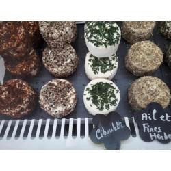 Fromage ronde des saisons Ciboulette