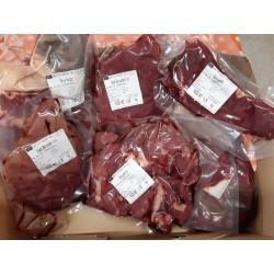 Colis de viande de boeuf Limousine Bio. Disponible pour le 25 Novembre