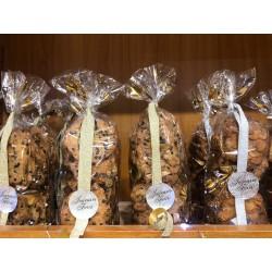 Tuiles Amandes / Chocolat. 140g