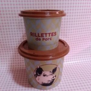Rillette de Porc. 125g