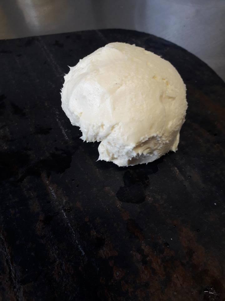 Beurre. Les 150g