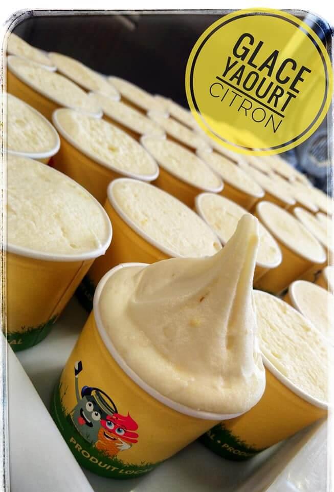Crème glacée Caramel Bio