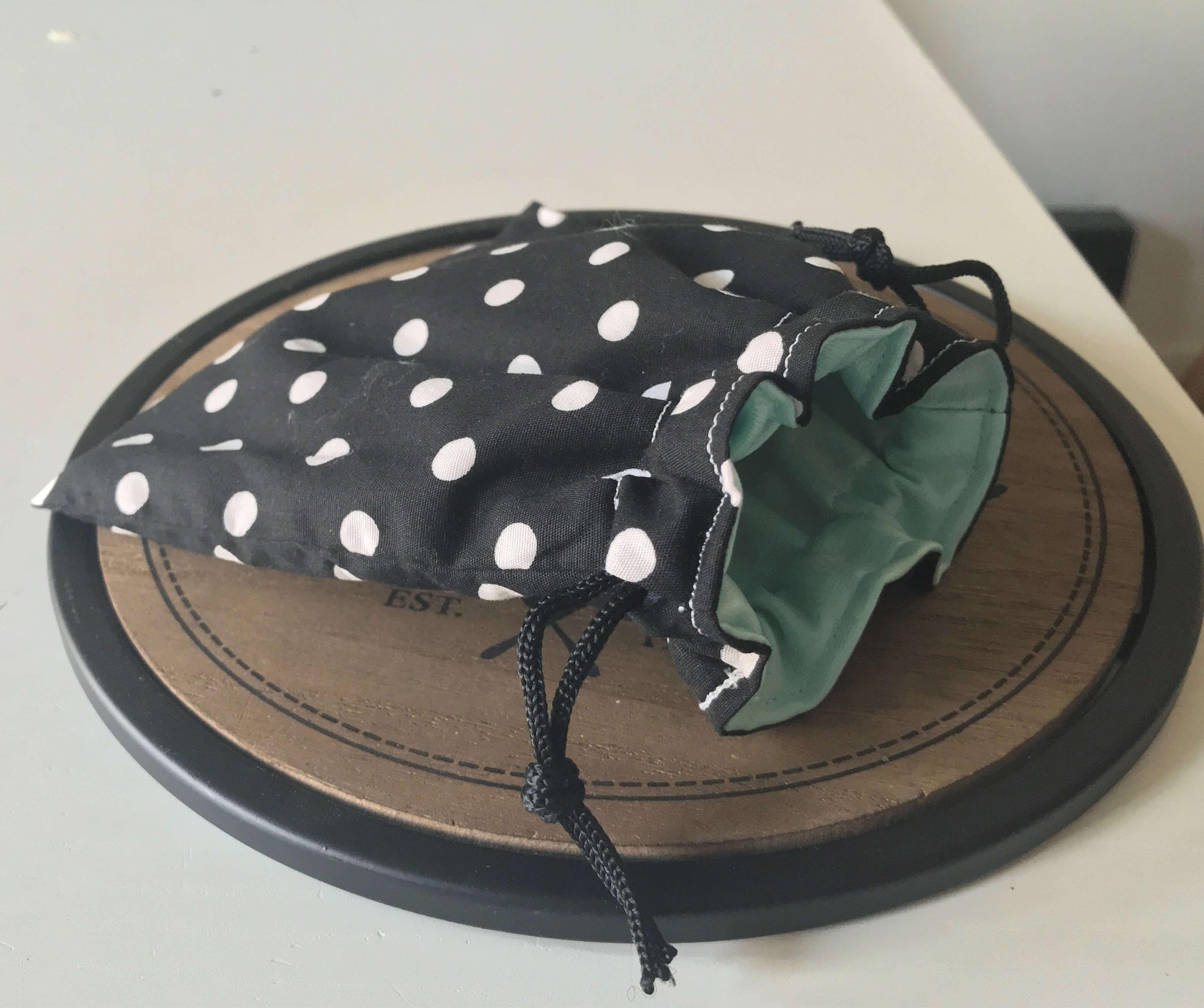 Pochette imperméable pour savon