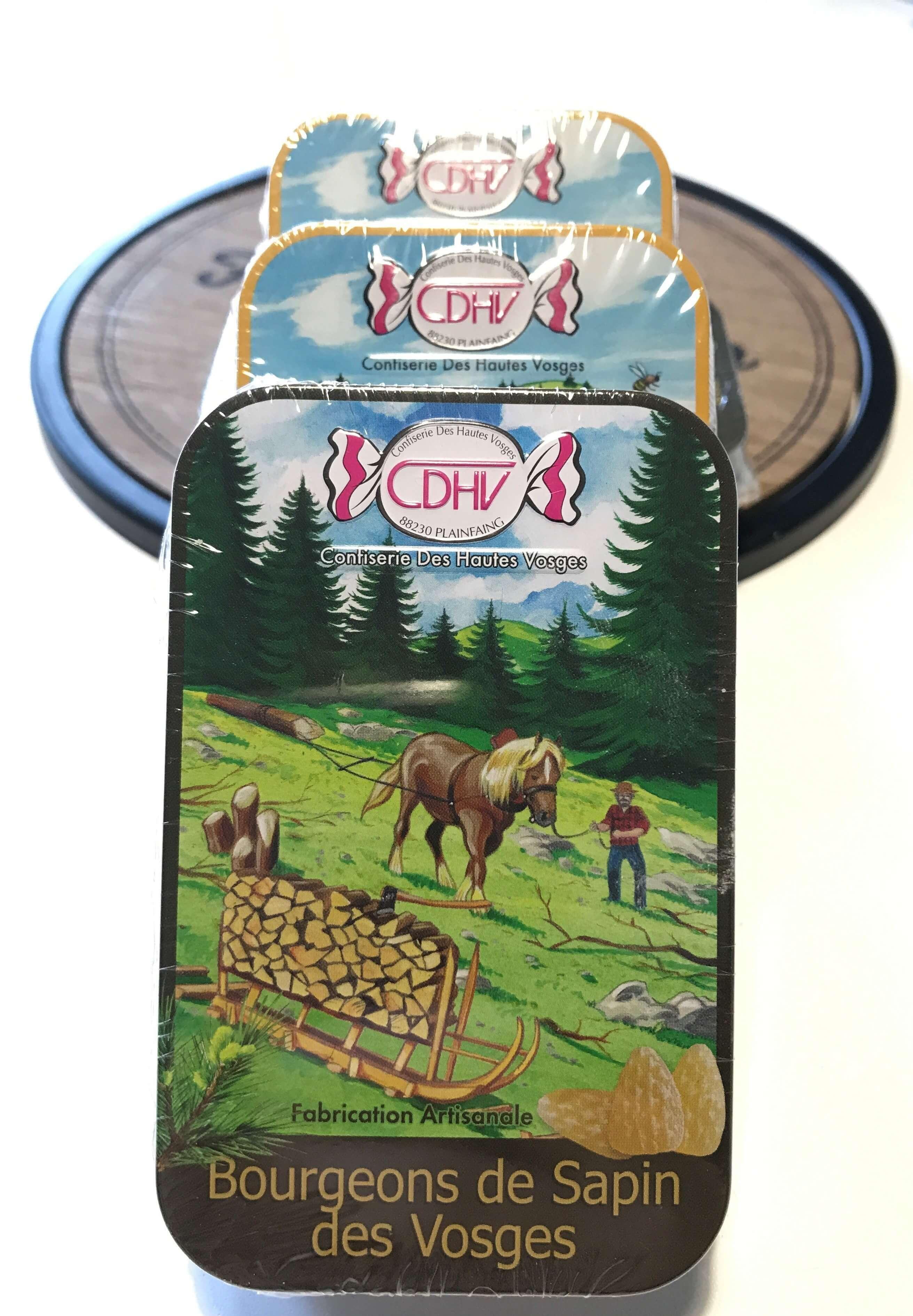 Bonbons des Vosges. 70g