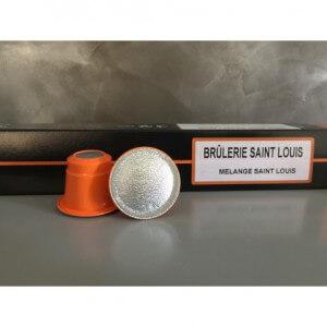 Dosettes Mélange Saint-Louis. Paquet de 10