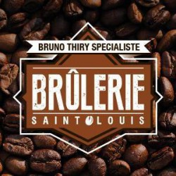 Café Bio Mélange marron. Mouture fine 9,5. les 250g