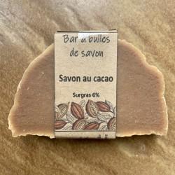 Savon au cacao