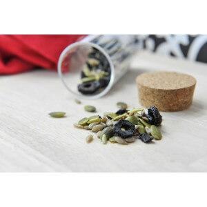 Mélange Salade Olives Bio. Les 100g
