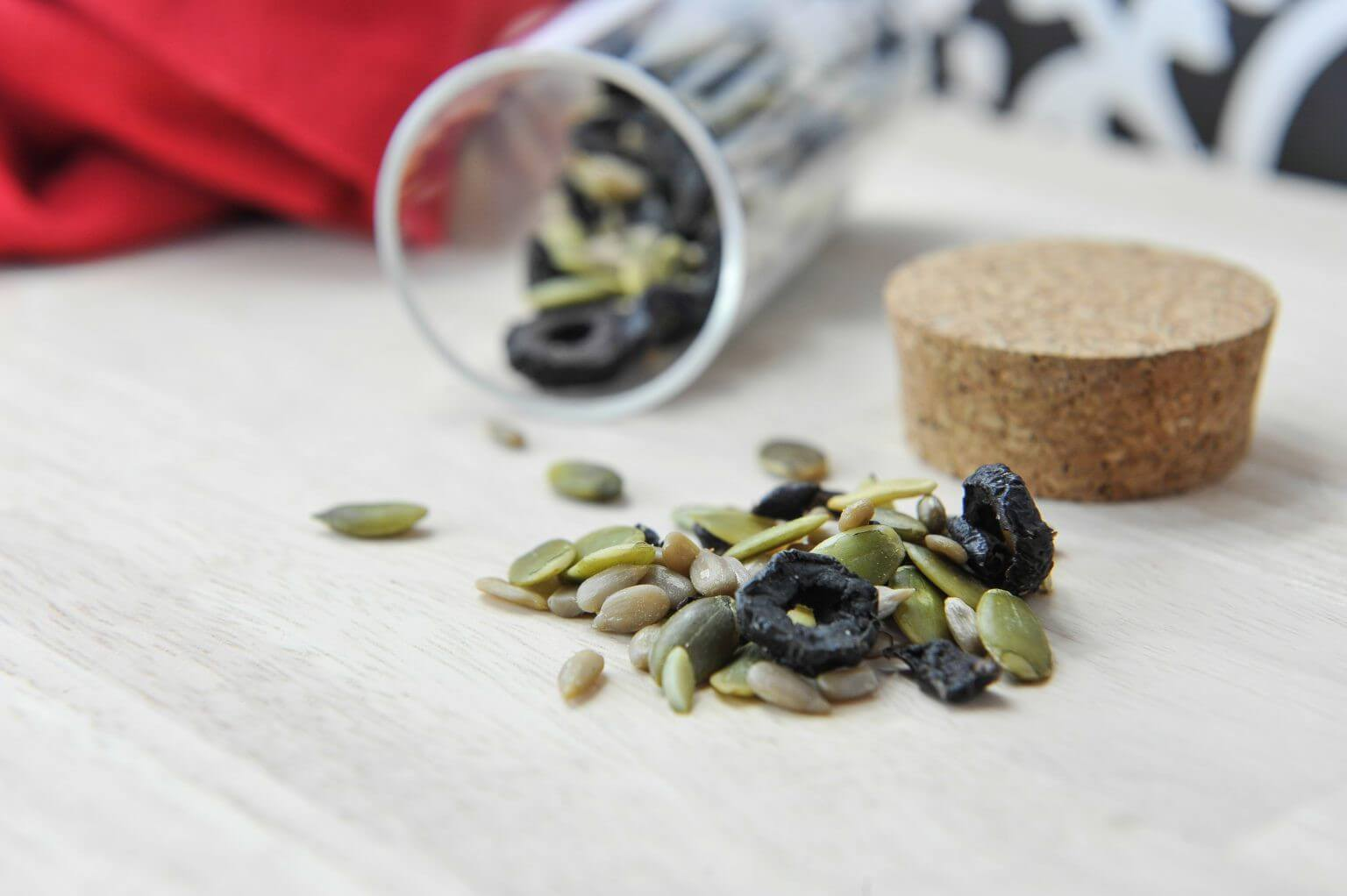 Mélange Salade Olives Bio