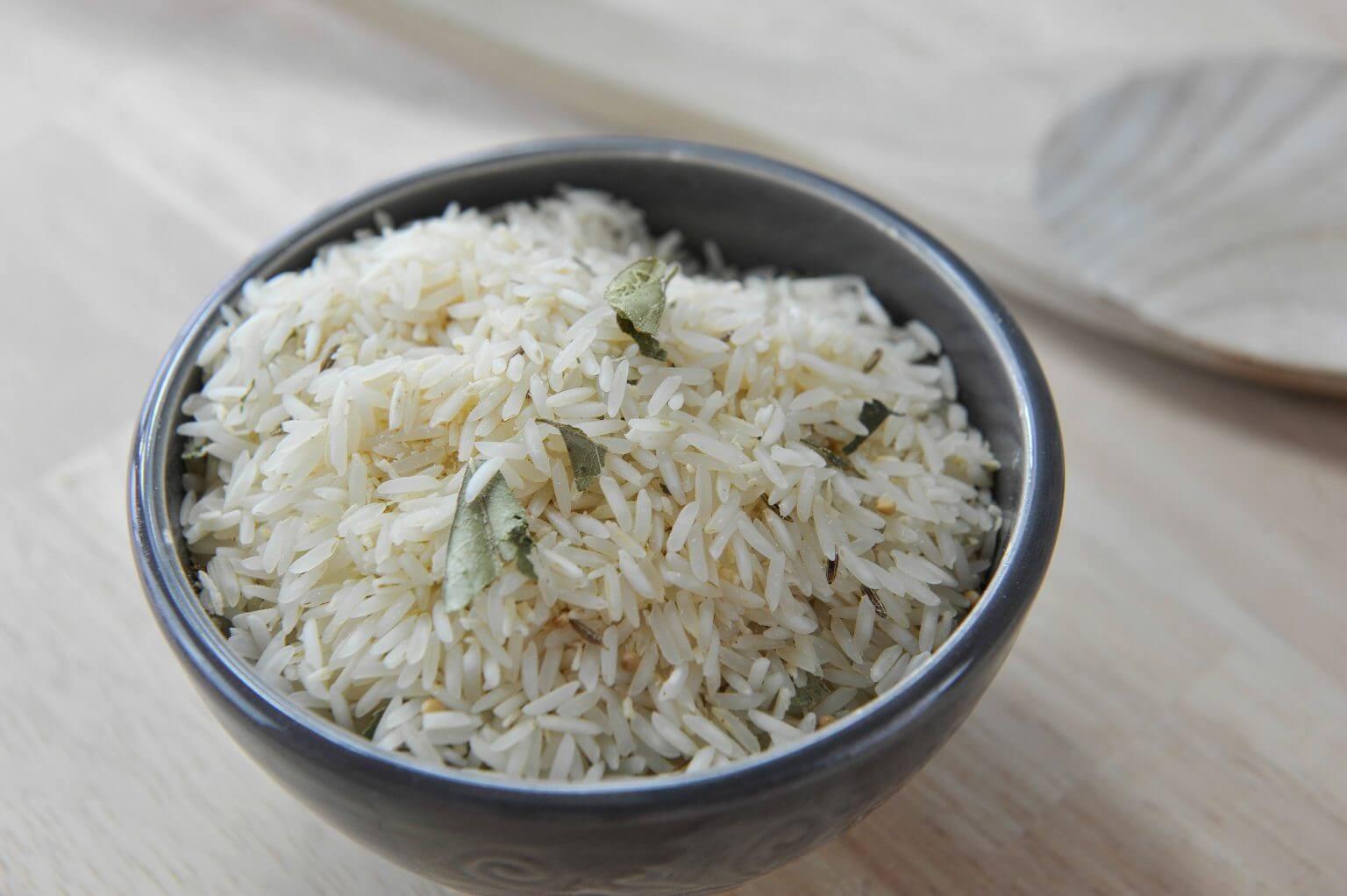 Riz Kerala « Noix de Coco »