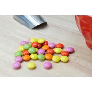 Bonbons Lentilles Choco. Les 100g