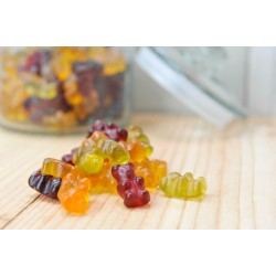 Bonbons Oursons Bio