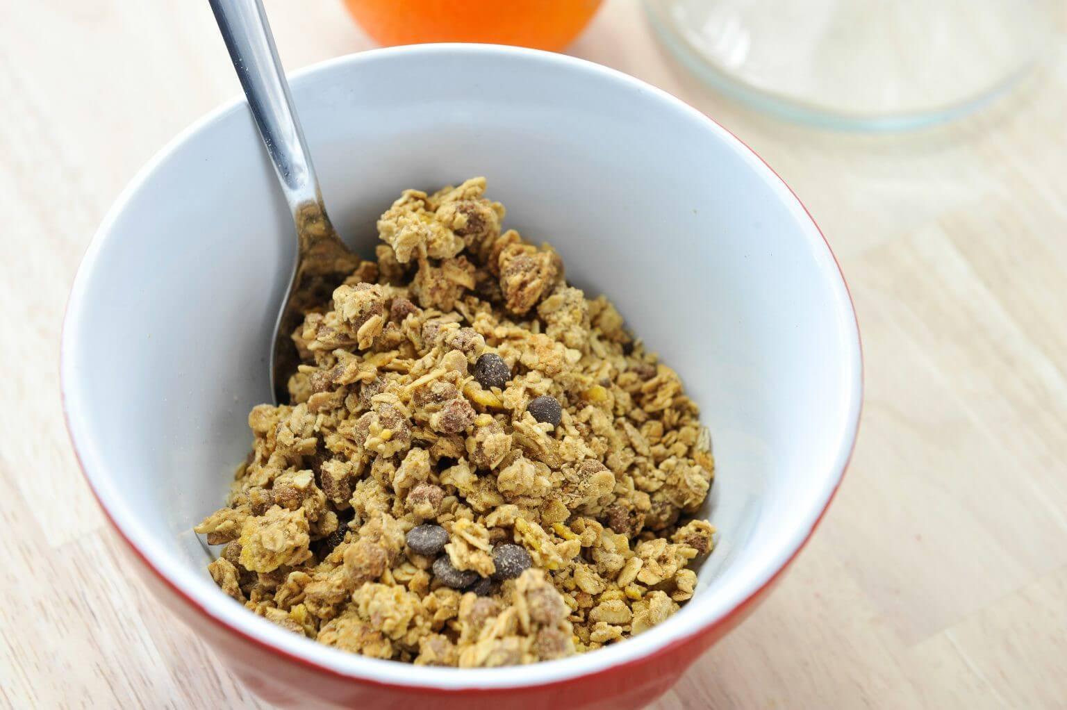 Céréales Krounchy Chocolat Bio