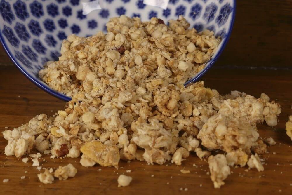 Céréales Krounchy Granola Bio