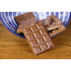 Mini Tablette Chocolat Lait Choco&co. Les 50g