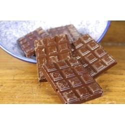 Mini Tablette Chocolat Noir Choco&co