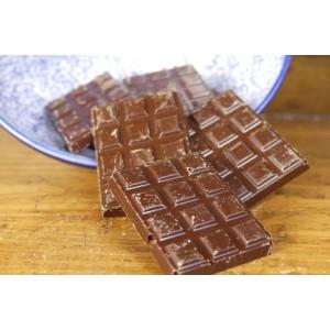 Mini Tablette Chocolat Noir Choco&co. Les 50g