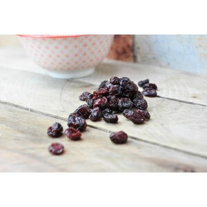 Cranberries. Les 100g