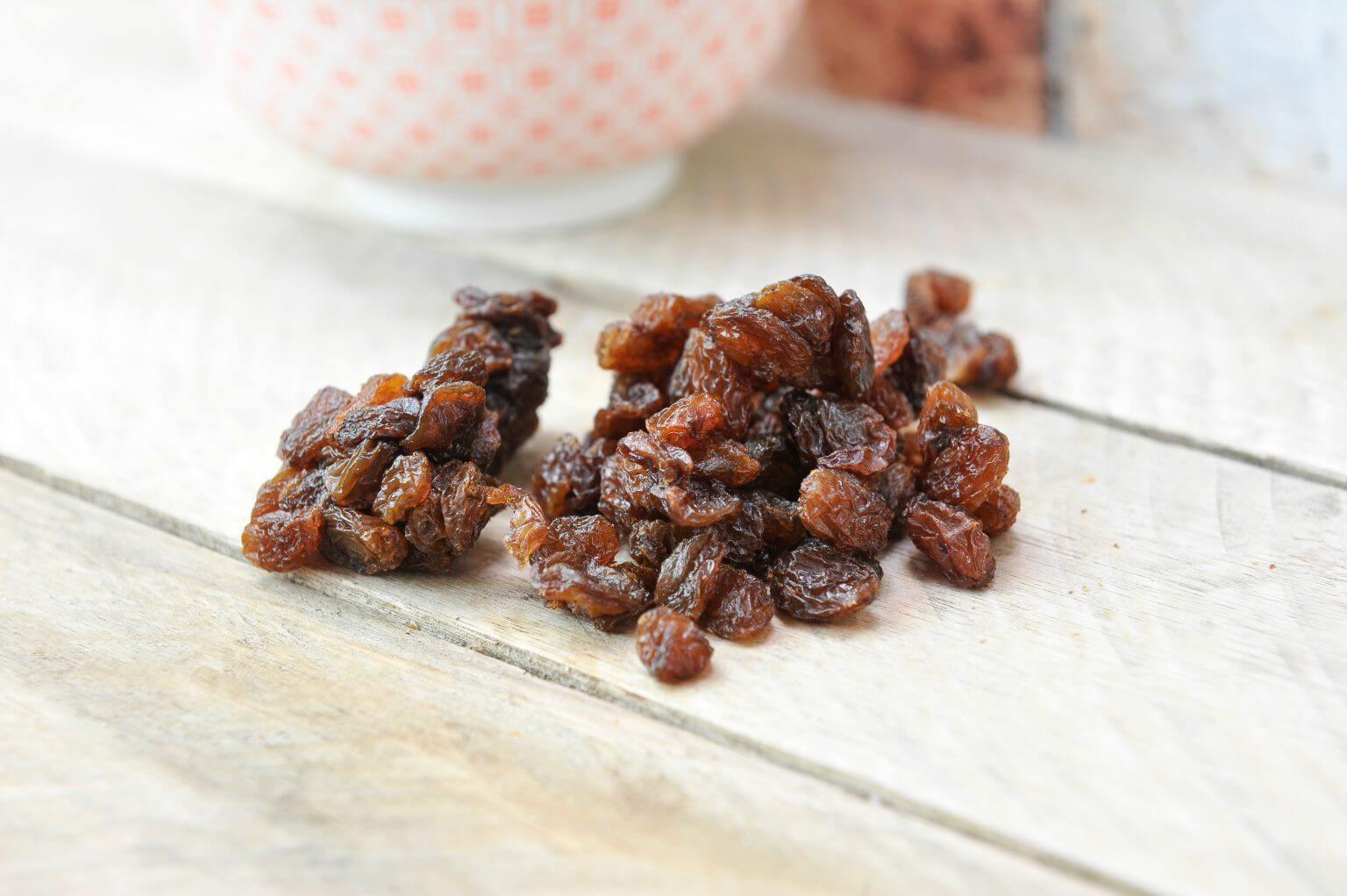 Raisins Sultanines Bio