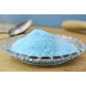 Sucre Bleu Coco. Les 100g