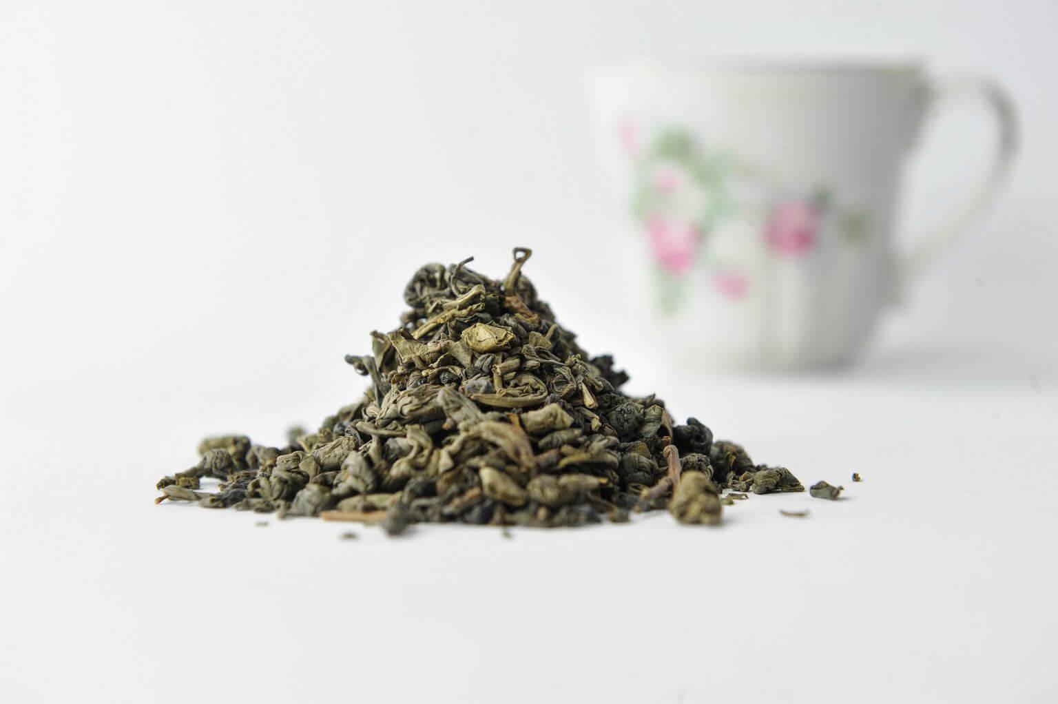 Thé Vert « Gunpowder Standard » Bio