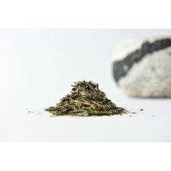 Thé Vert « Pêche Melba »