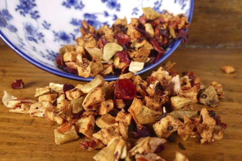 Tisane « Délice des Fruitiers » Bio