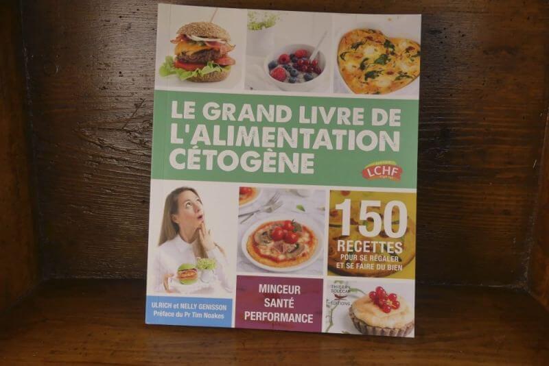 « Le grand livre de l'alimentation cétogène »