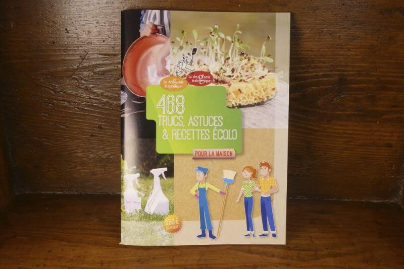 Livre « 468 Trucs et Astuces »