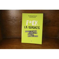 Livre « F*ck la sérénité »