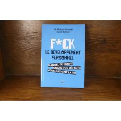 Livre « F*ck le développement personnel »