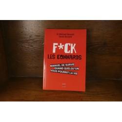Livre « F*ck les connards »