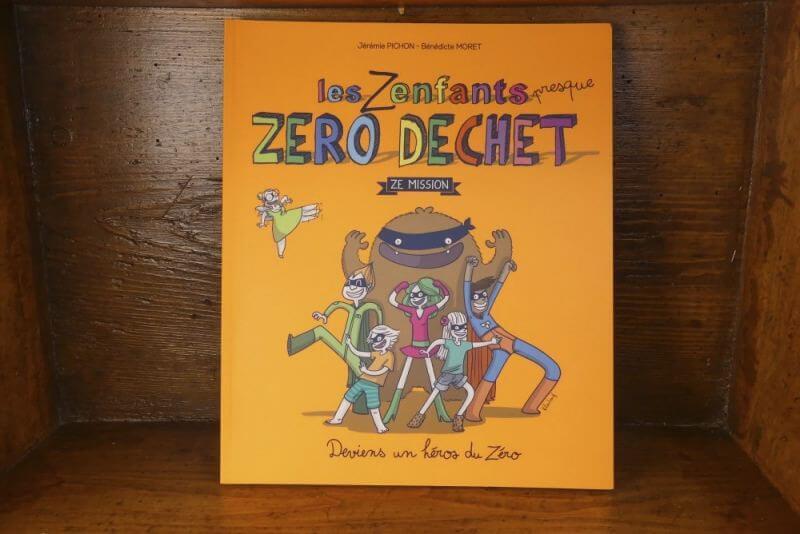 Livre « Z'enfants Zéro Déchet »