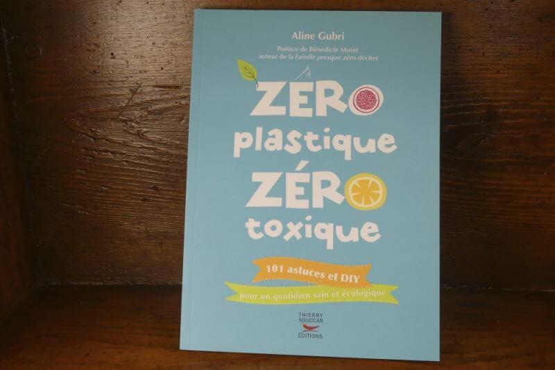 Livre « Zéro Plastique Zéro Toxique »