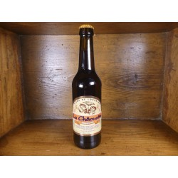 Bière Chaouette Ambrée