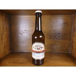 Bière Chaouette Blanche