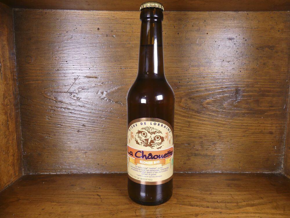 Bière Chaouette Blonde