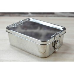 Lunch-Box Inox Rectangle