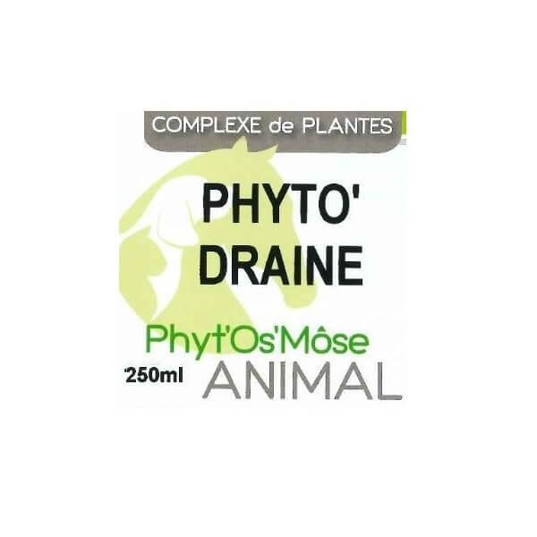 Phyto draine animal