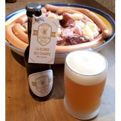 Bière La blonde des champs