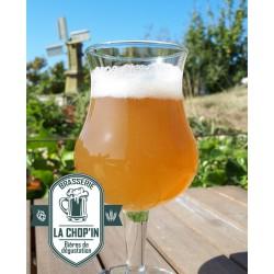 Bière La Bergamot'in