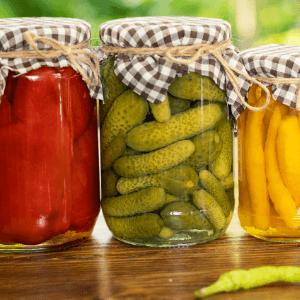 Légumes en conserve