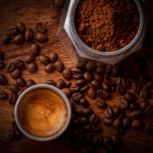 Café moulu / grains / dosettes machine Nespresso