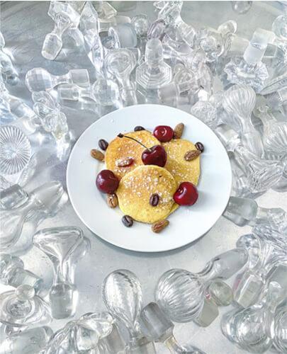 Recette de pancakes Fluffy - L'Atelier de Ciboulette